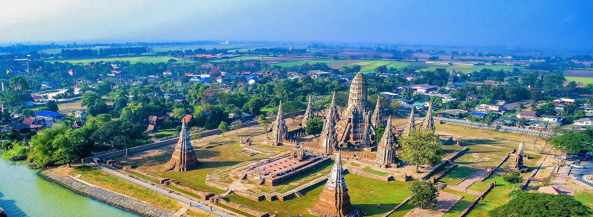 大城 Ayutthaya