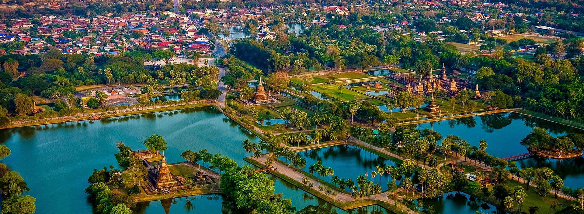 素可泰 Sukhothai