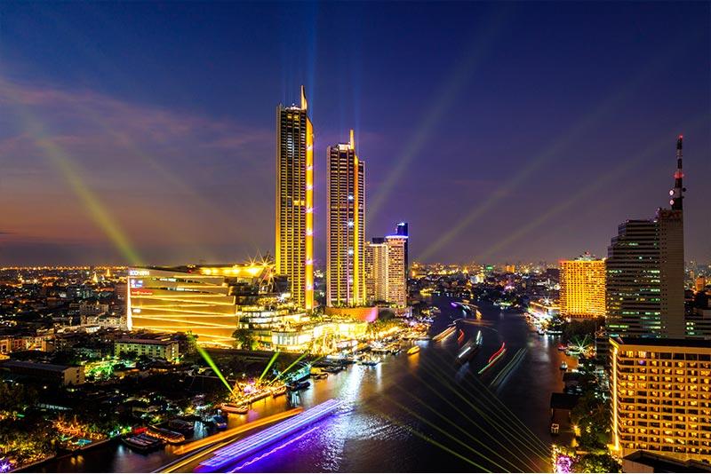 曼谷旅遊地圖