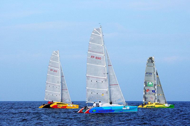 頂級海灣船賽