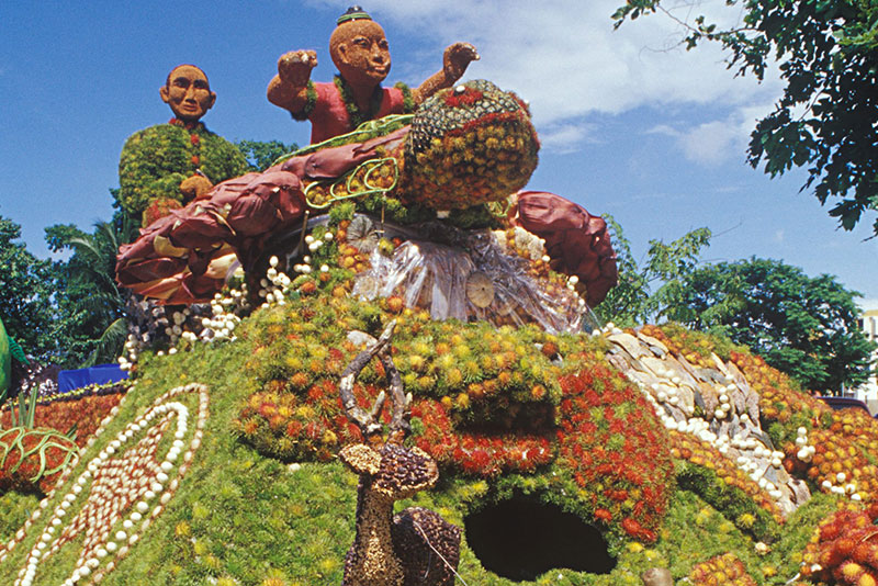 泰國水果節(Thai Fruit Festival)