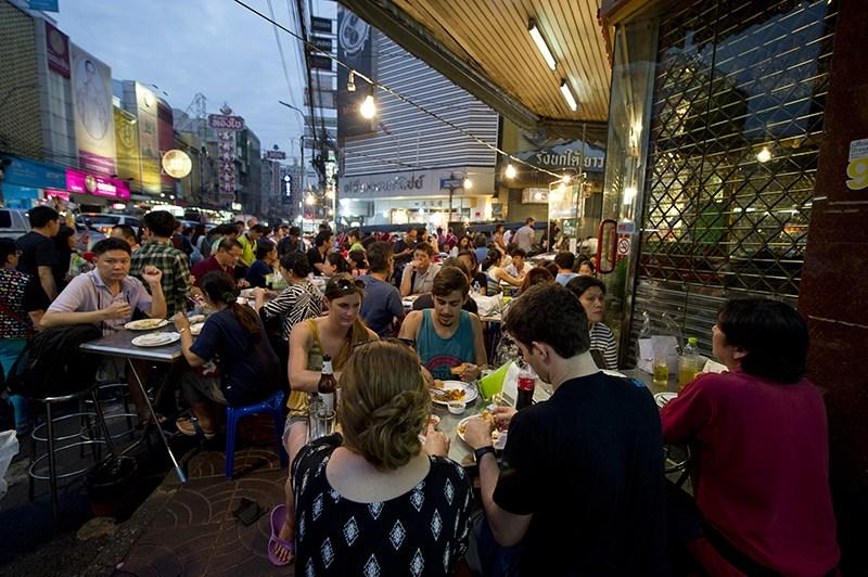 在2018年萬事達卡指南中曼谷名列全球最佳餐飲和購物城市前十名