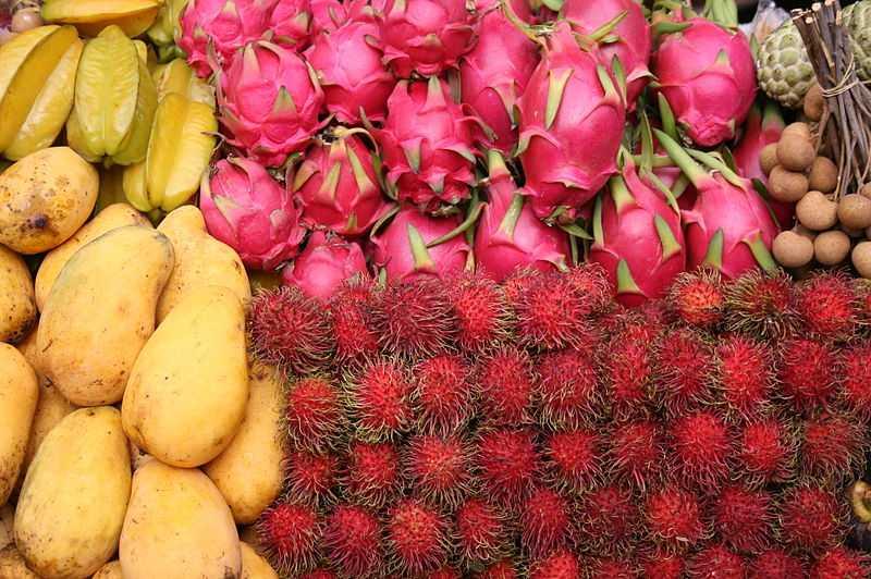 2019沾他汶里府水果節  - 一個豐富多彩又美味的水果盛宴