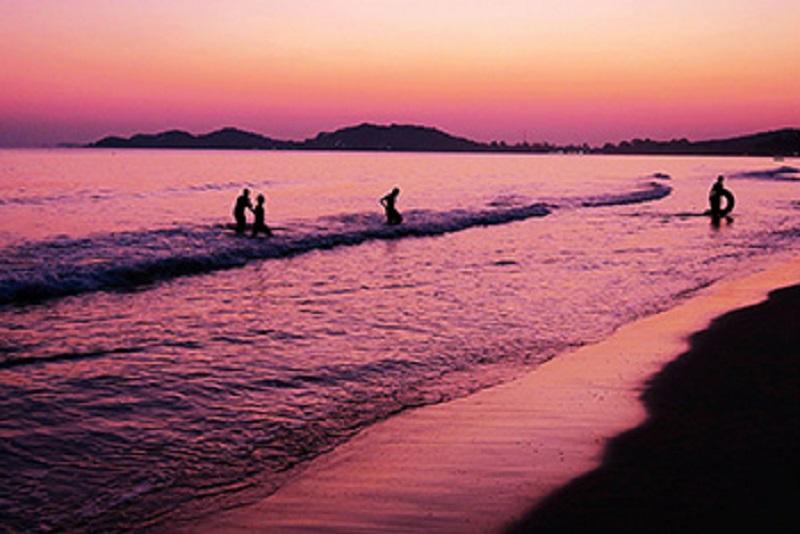 羅永的粉紅夕陽,就是要讓人怦然心動
