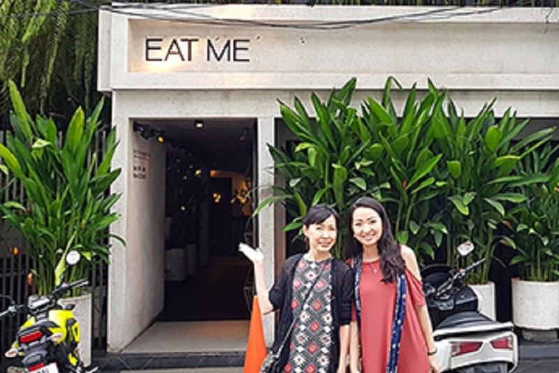 亞洲50大最佳餐廳Eat Me,來自澳洲和在地曼谷的時尚味覺