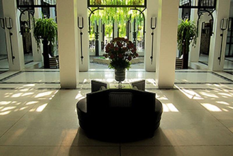 我在曼谷 The Siam飯店,和收藏藝術有個約!