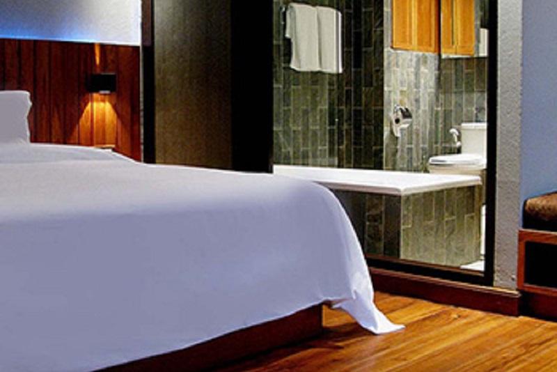 極簡中又帶有禪風的居家品味旅店,LUXX XL