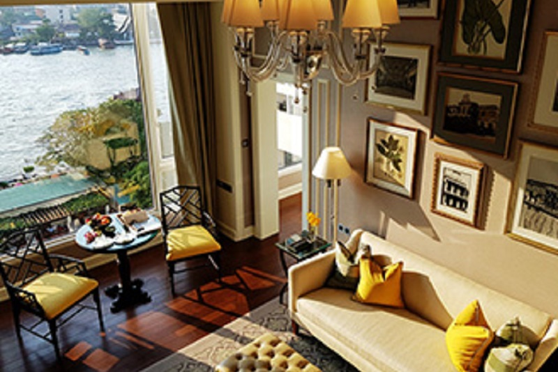 曼谷文華東方酒店的 Le Normandie,挑逗米其林二星法式頂級味蕾的美好時光