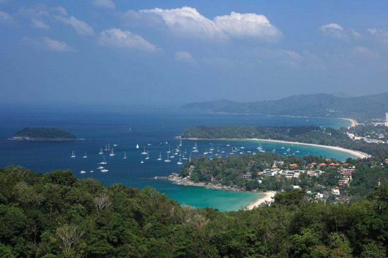 普吉島被評譽為世界上第二佳海灘