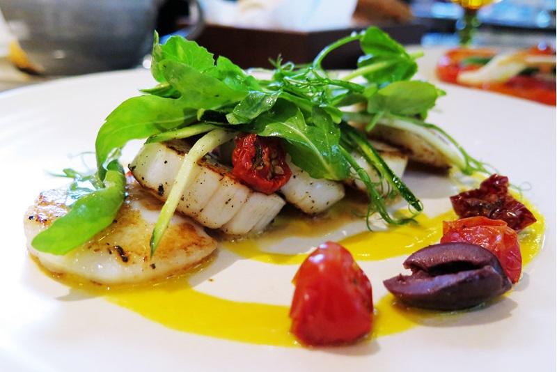 曼谷洲際飯店出好味,請出倫敦最佳義大利餐廳大獎 Theo Mio