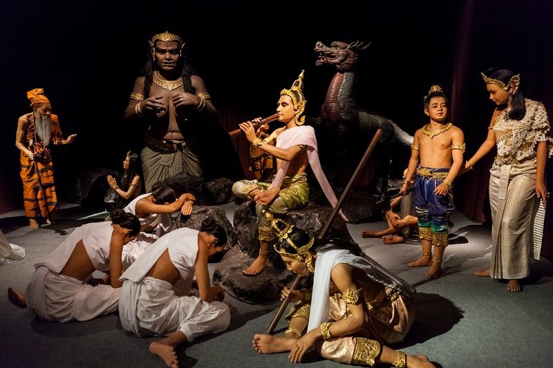 泰國隱藏的藝術博物館和藝廊