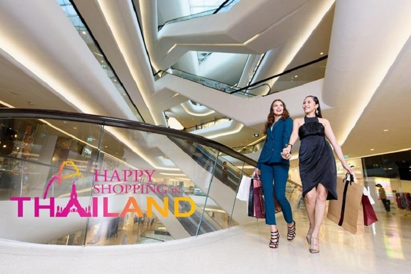 泰國觀光局「快樂購物Happy Shopping」活動讓泰國的觀光旅遊商品更具吸引力