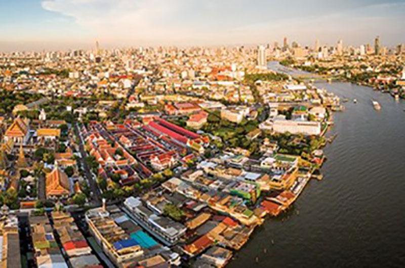 曼谷連續第四年榮登萬事達卡全球景點城市指南第一名