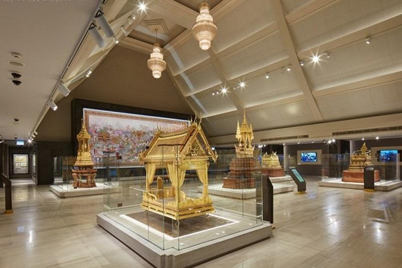 泰國藝術博物館將於2020年7月16日重新開放