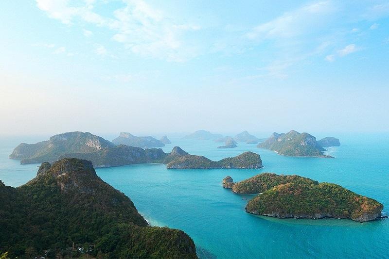 泰國的127個座國家公園於7月1日起重新對外開放