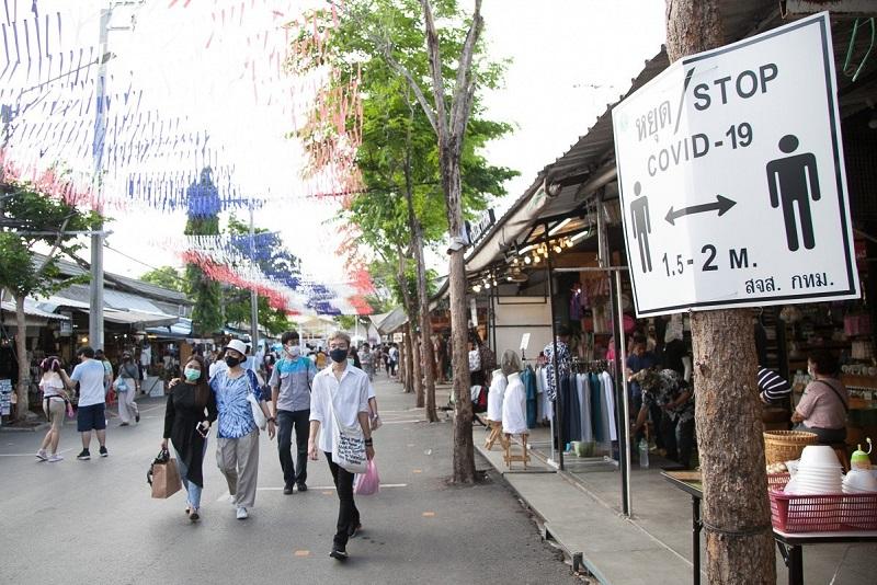 泰國宣布從7月1日開始第五階段的放寬限制