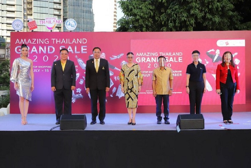 """泰國觀光局推出"""" 2020驚艷泰國大特賣 – 不間斷購物"""""""