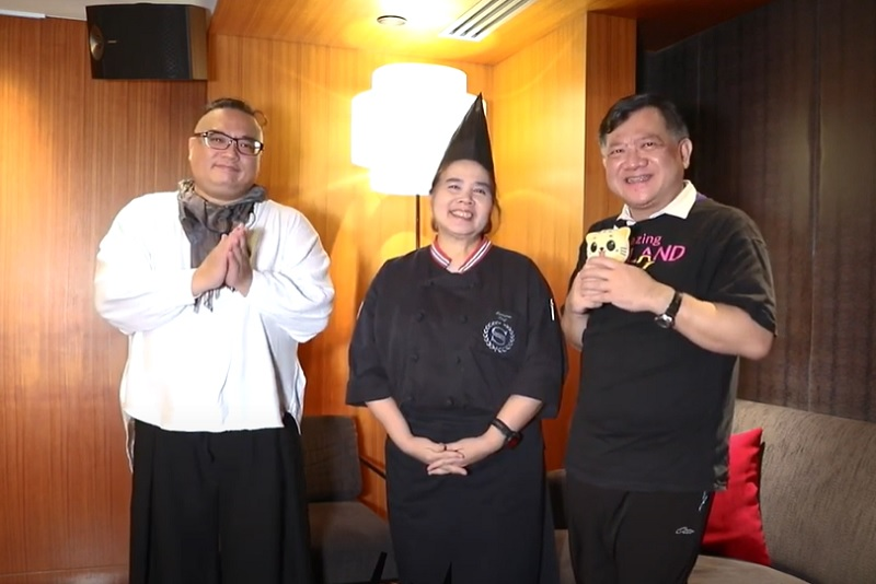 知名美食部落客貓大爺最喜歡的泰國菜餐廳