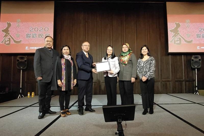 中華民國旅行業品質保障協會歲末年終晚會