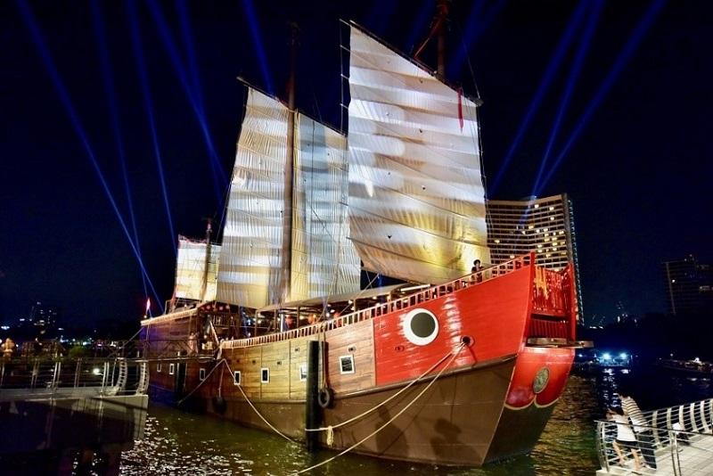 鄭昭水上博物館,亞洲第一個水上船型博物館