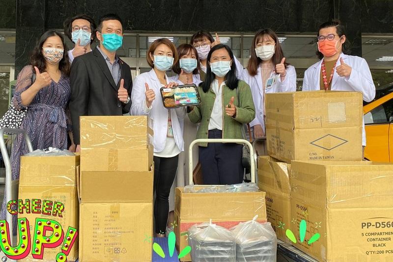 泰國觀光局為台灣防疫加油