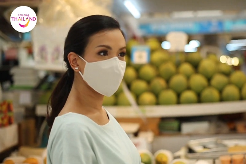 泰國防疫新生活 EP 06 Land of Healthy Food