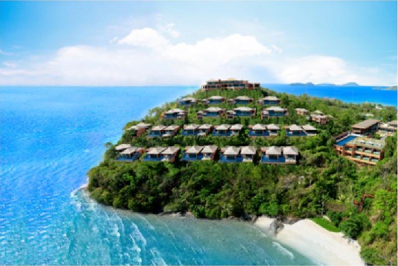 普吉就醬玩 普吉島上絕美的夢幻住宿