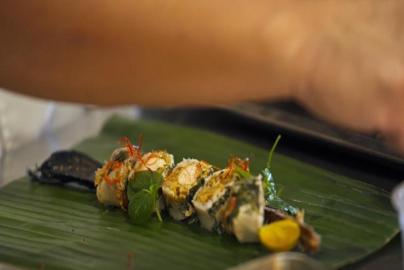 米其林主廚教你製作出美味的泰式料理 EP 4