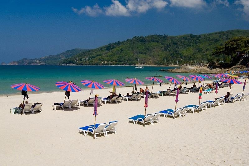 普吉島熱門海灘推薦