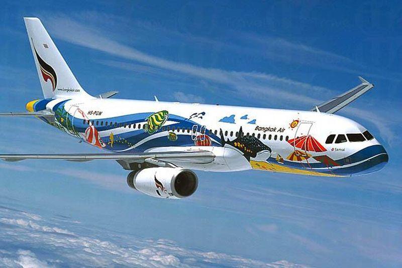 曼谷航空 普吉島與蘇梅島航班資訊