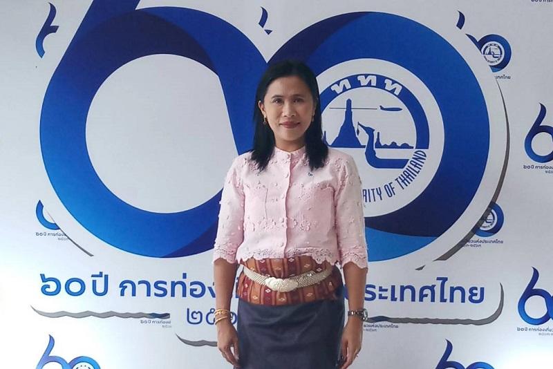 泰國觀光局台北辦事處新任處長簡歷